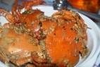 Kepiting Goreng Mentega