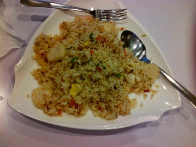 Nasgor Seafood D'cost